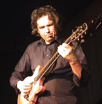 English: John Etheridge guitarist