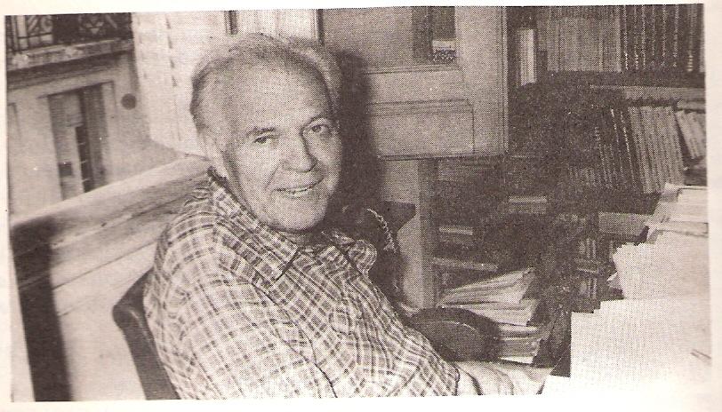 Depiction of Boris Spivacow