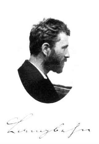 Julius Langbehn autograph
