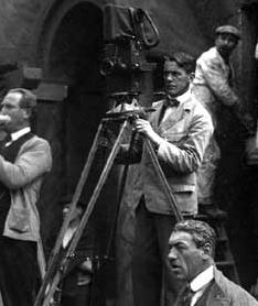 Julius Jaenzon Swedish cinematographer