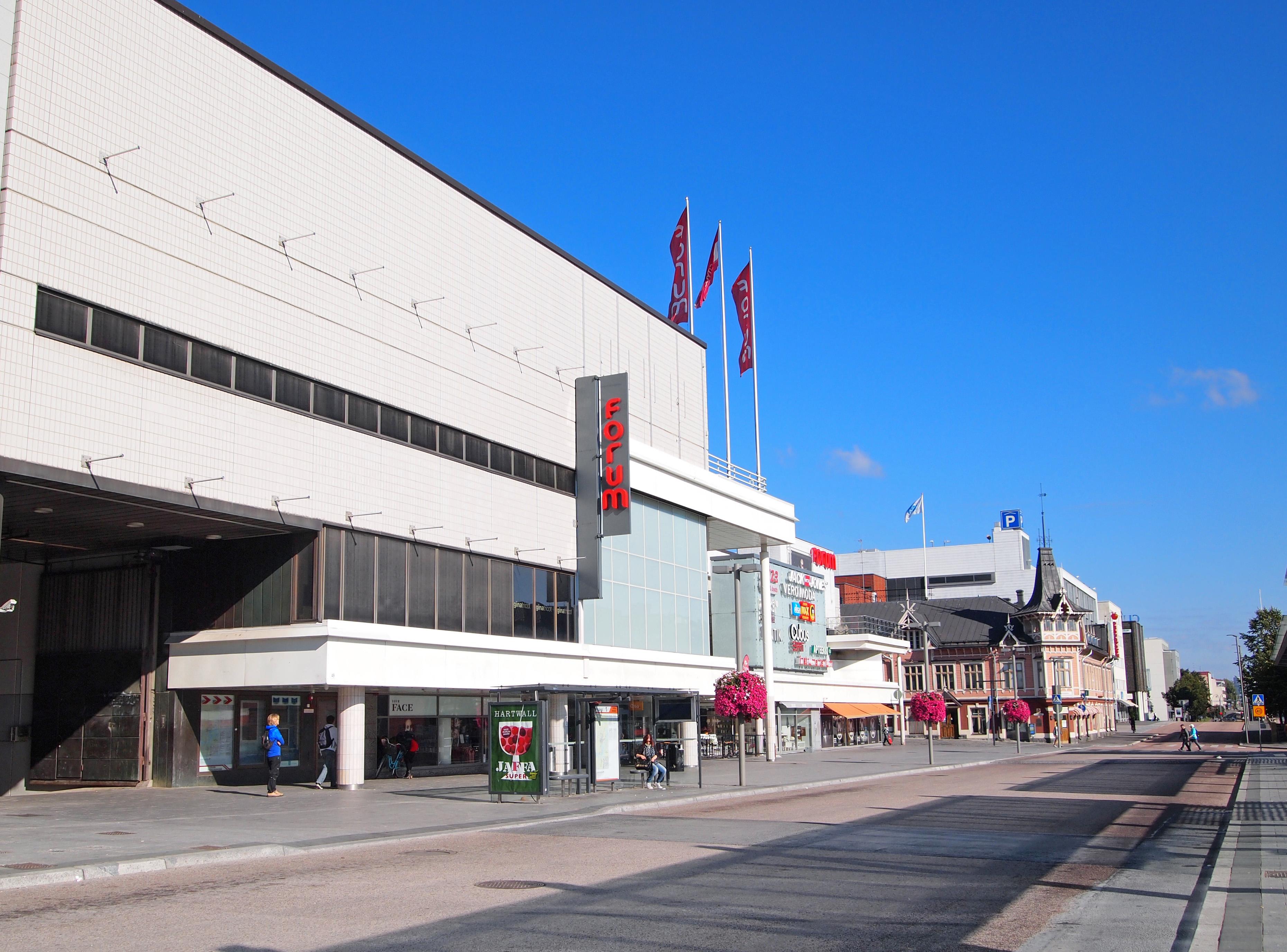 Forum Kulta, Jyväskylä - Kultasepän liike