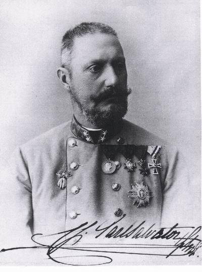 Archduke Karl Salvator of Austria