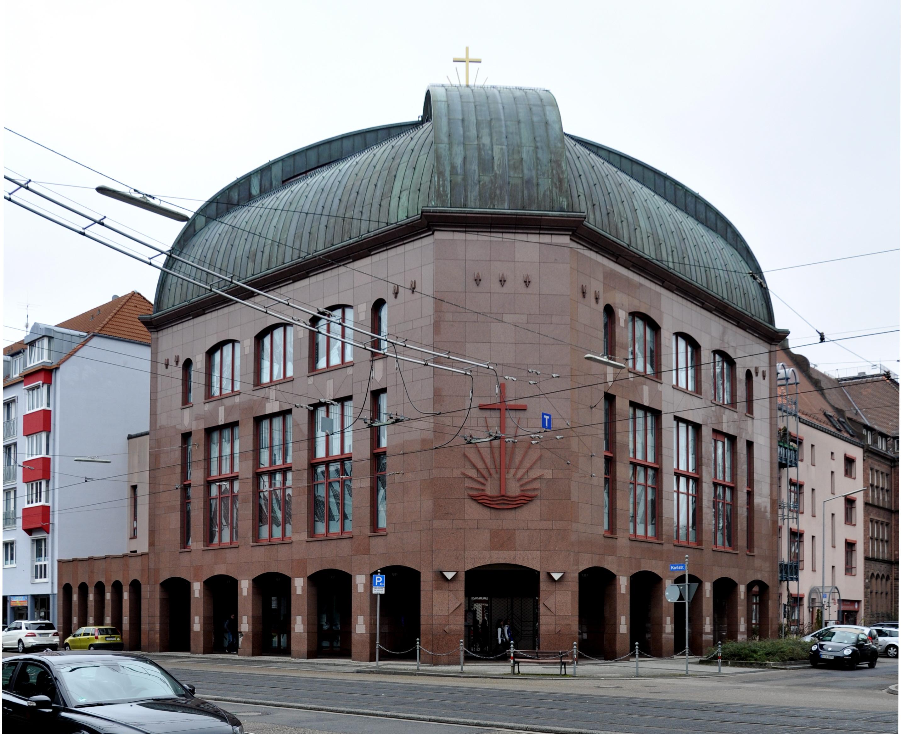 Freikirche Karlsruhe