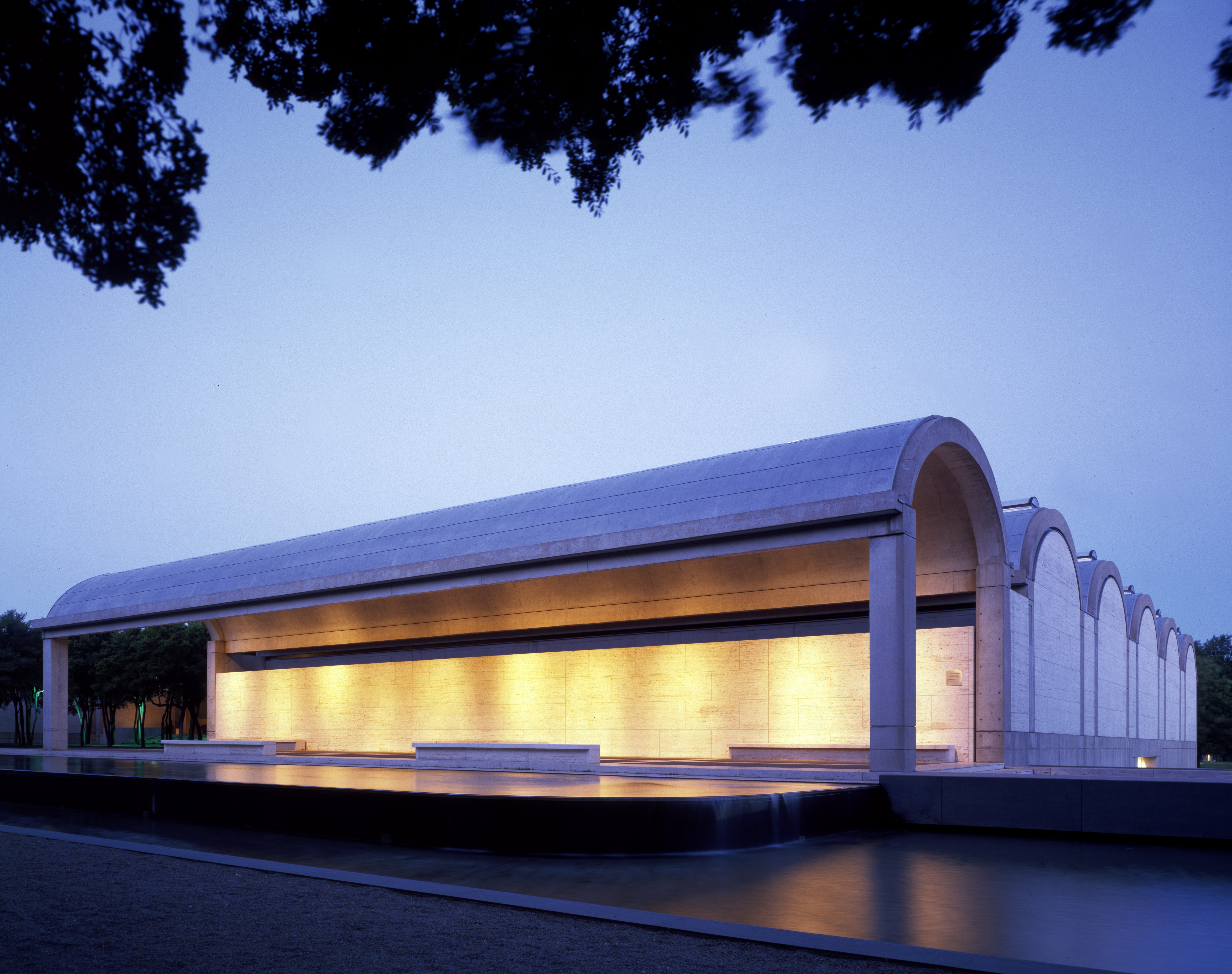 Kimbell Art Museum Expansion Design