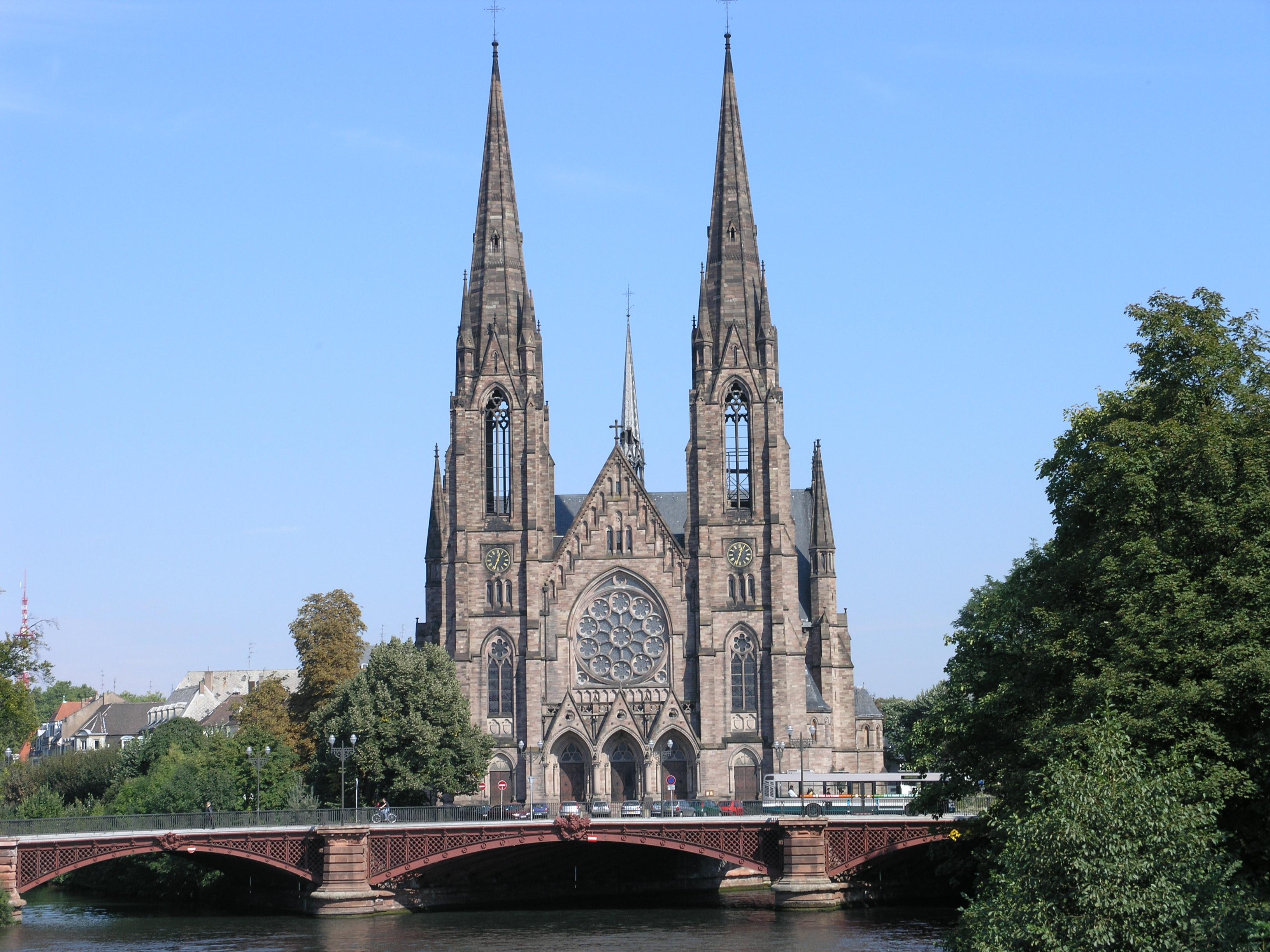 Straßburg Kirche