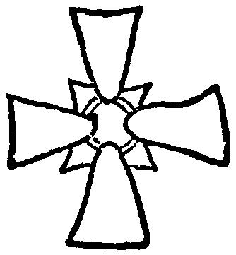 olika kors symboler