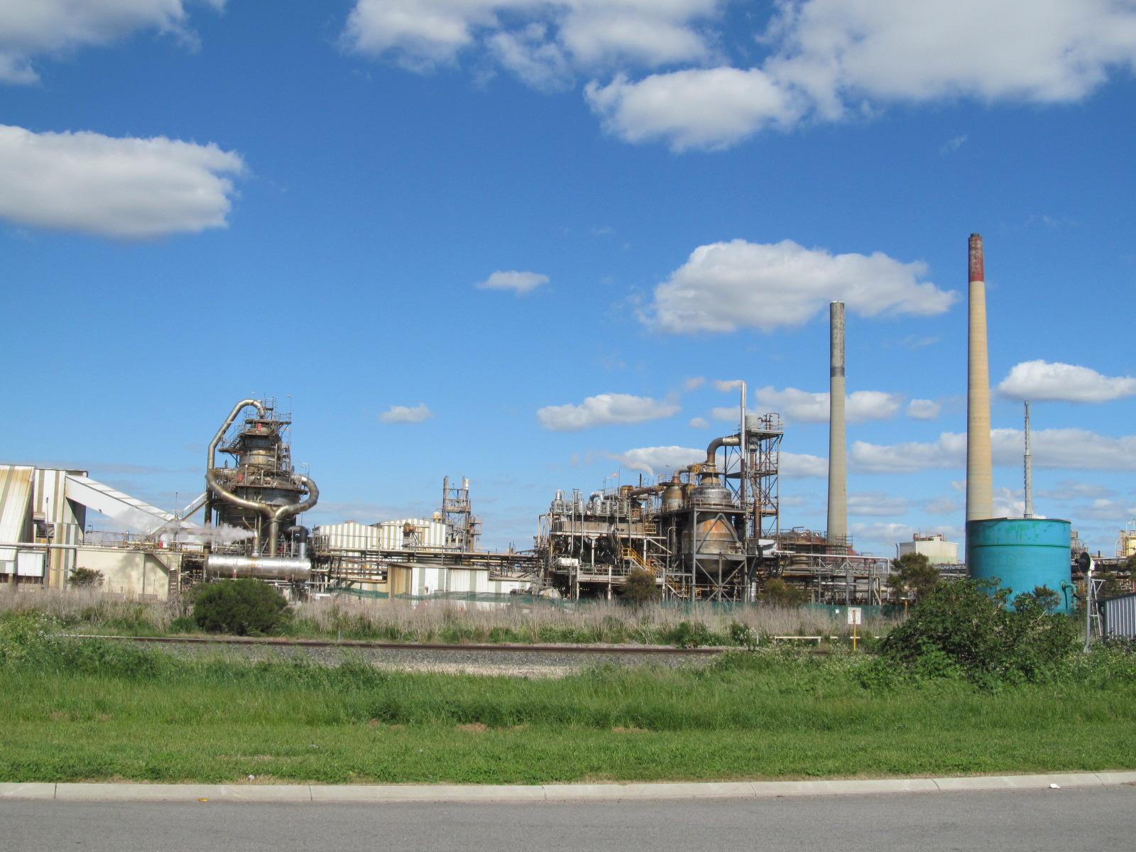 File:Kwinana Nickel Refinery N1 jpg - Wikimedia Commons