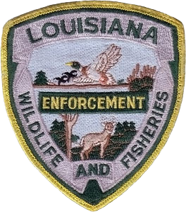 louisiana department of wildlife fisheries enforcement