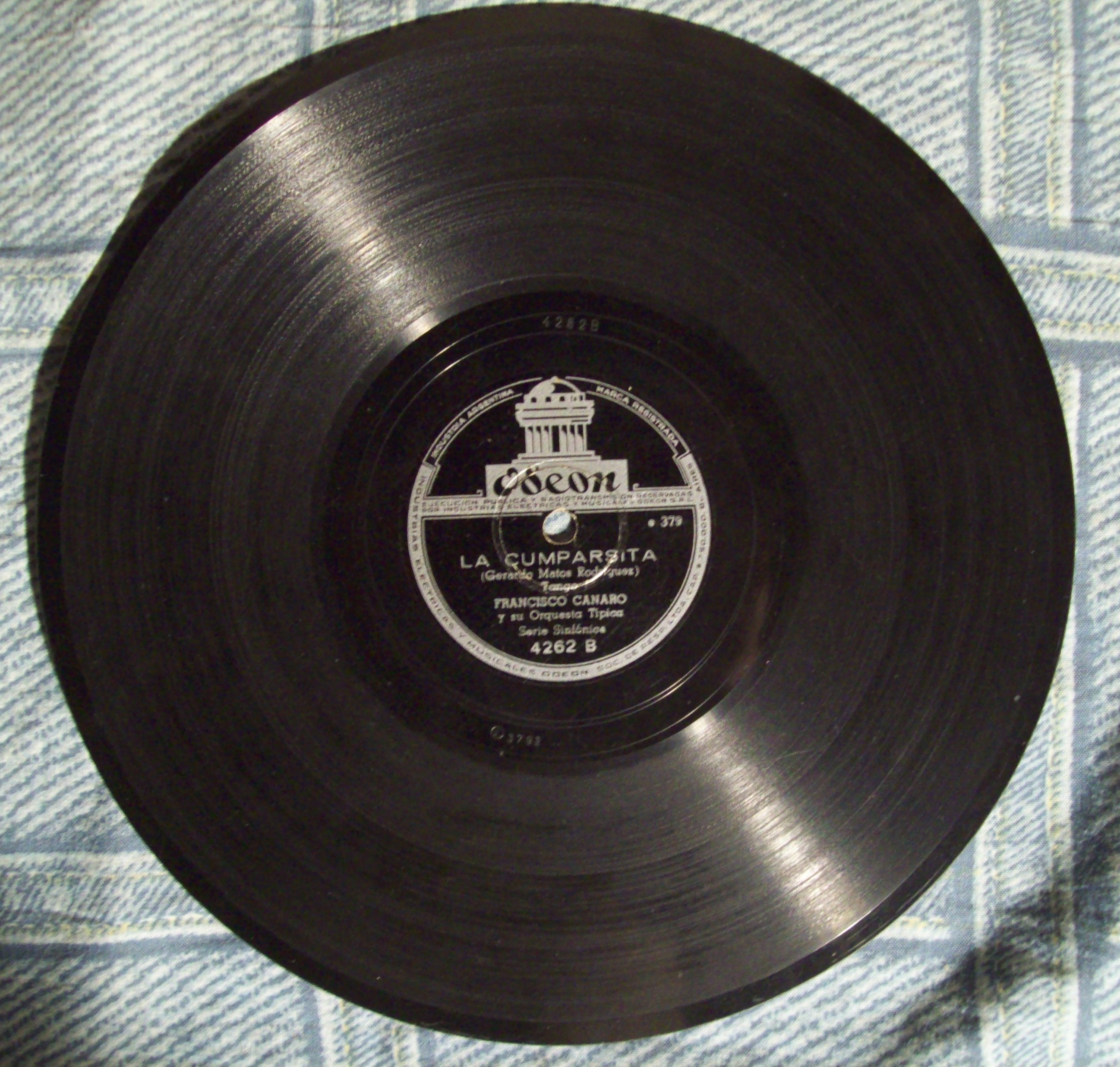 Opinions On Gramophone Record