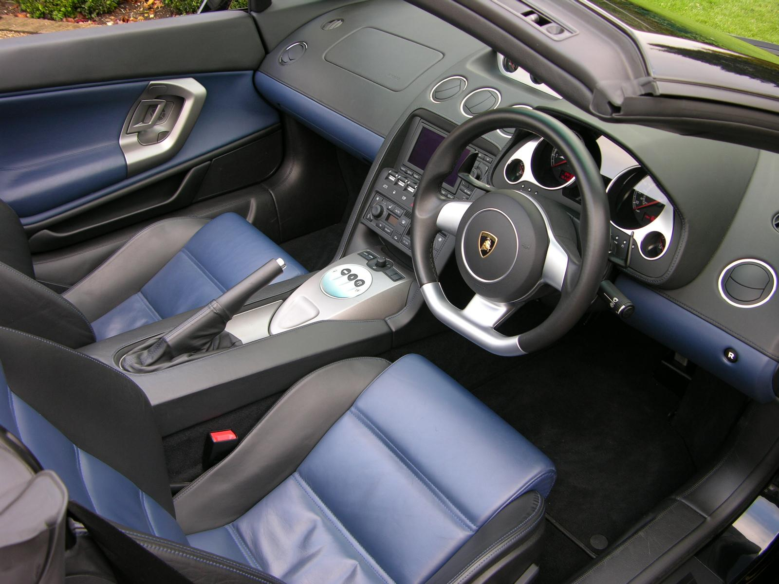 File:Lamborghini Gallardo Spyder E-Gear - Flickr - The Car Spy (12).jpg - Wikimedia Commons