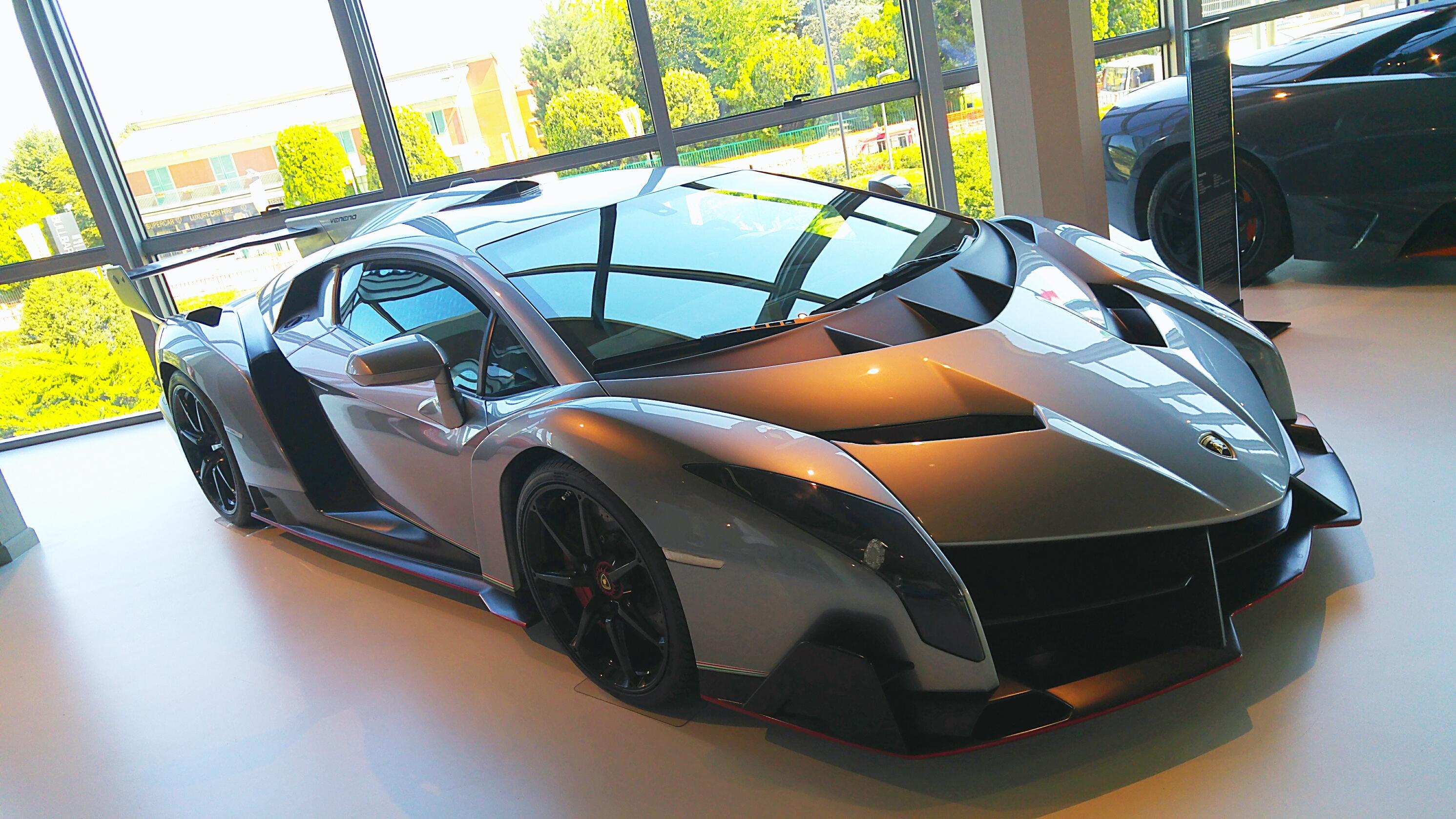 Lamborghini Veneno Wikipedia