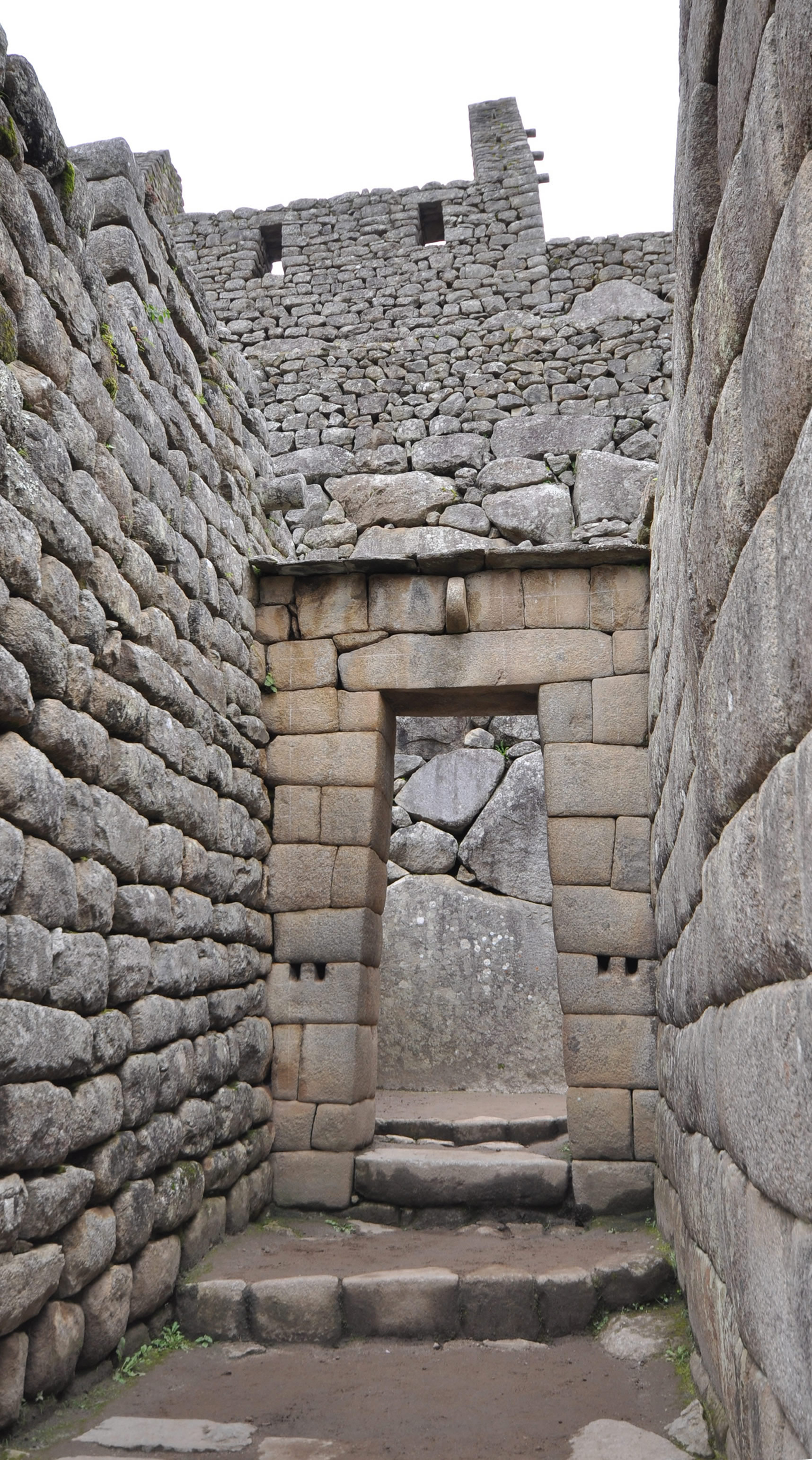 File:Lascar Inca architecture - The use of dry-stone walls ...Inca Buildings And Structures