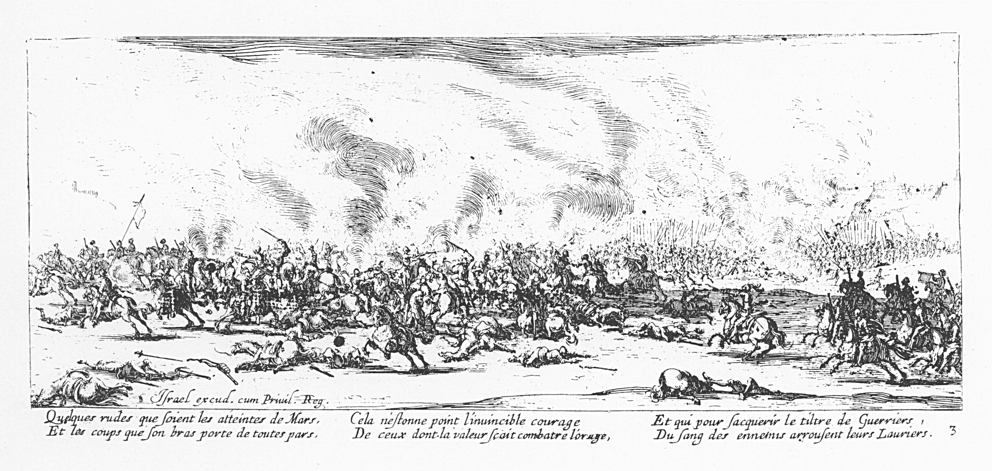 Jacques Callot: Battle