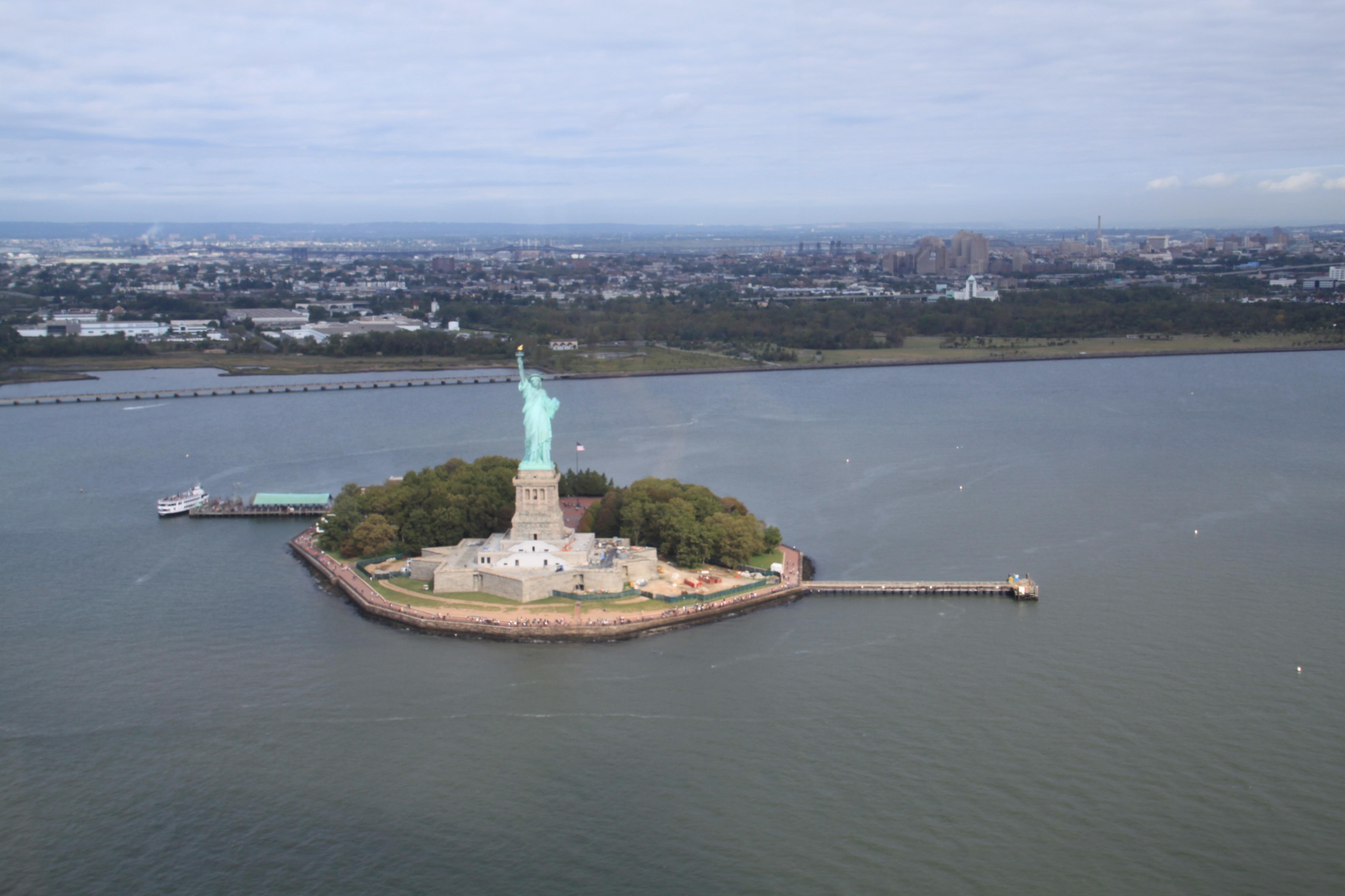 Liberty Ellis Island Tour