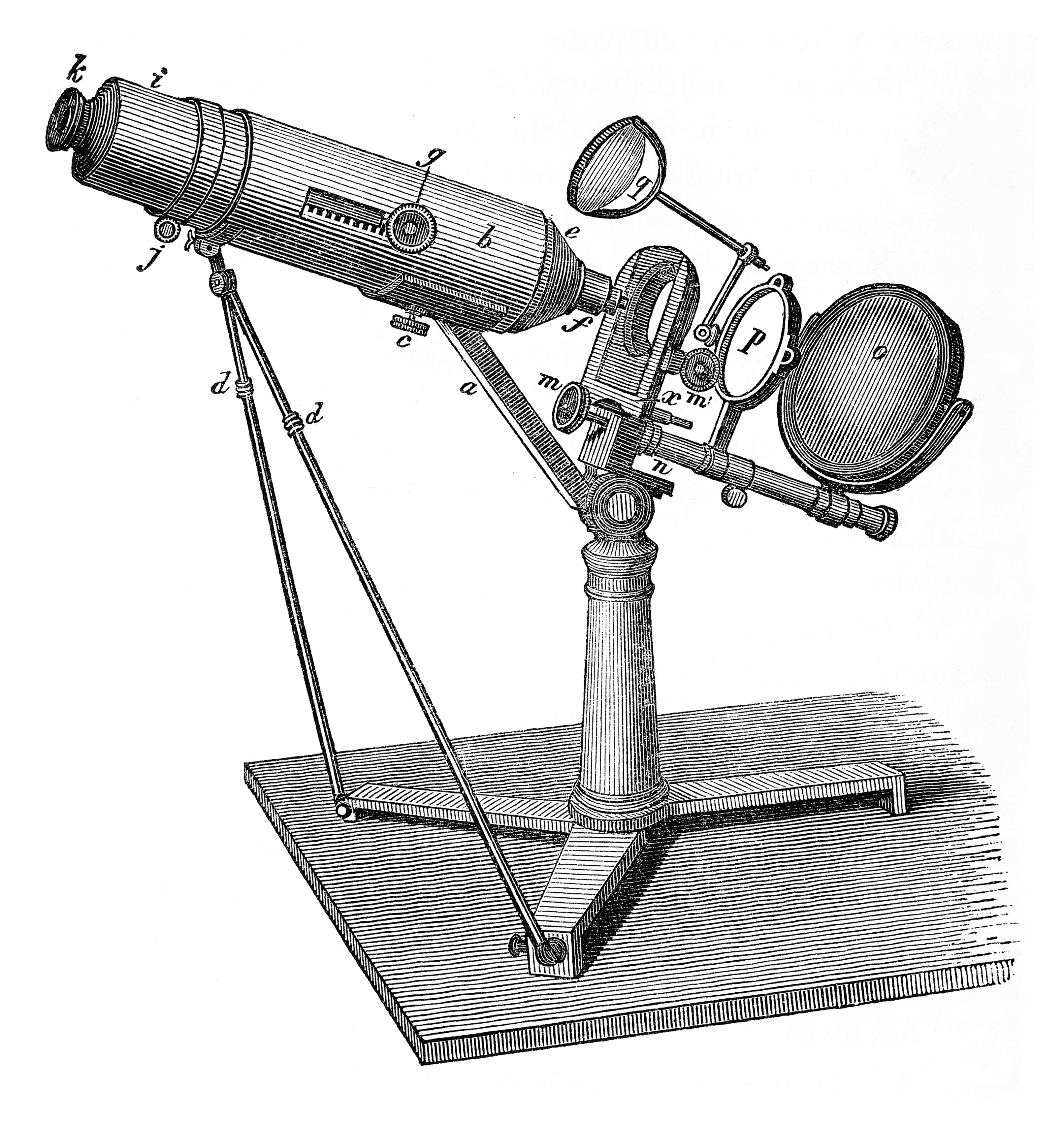 Lister's microscope. Wellcome M0010611.jpg