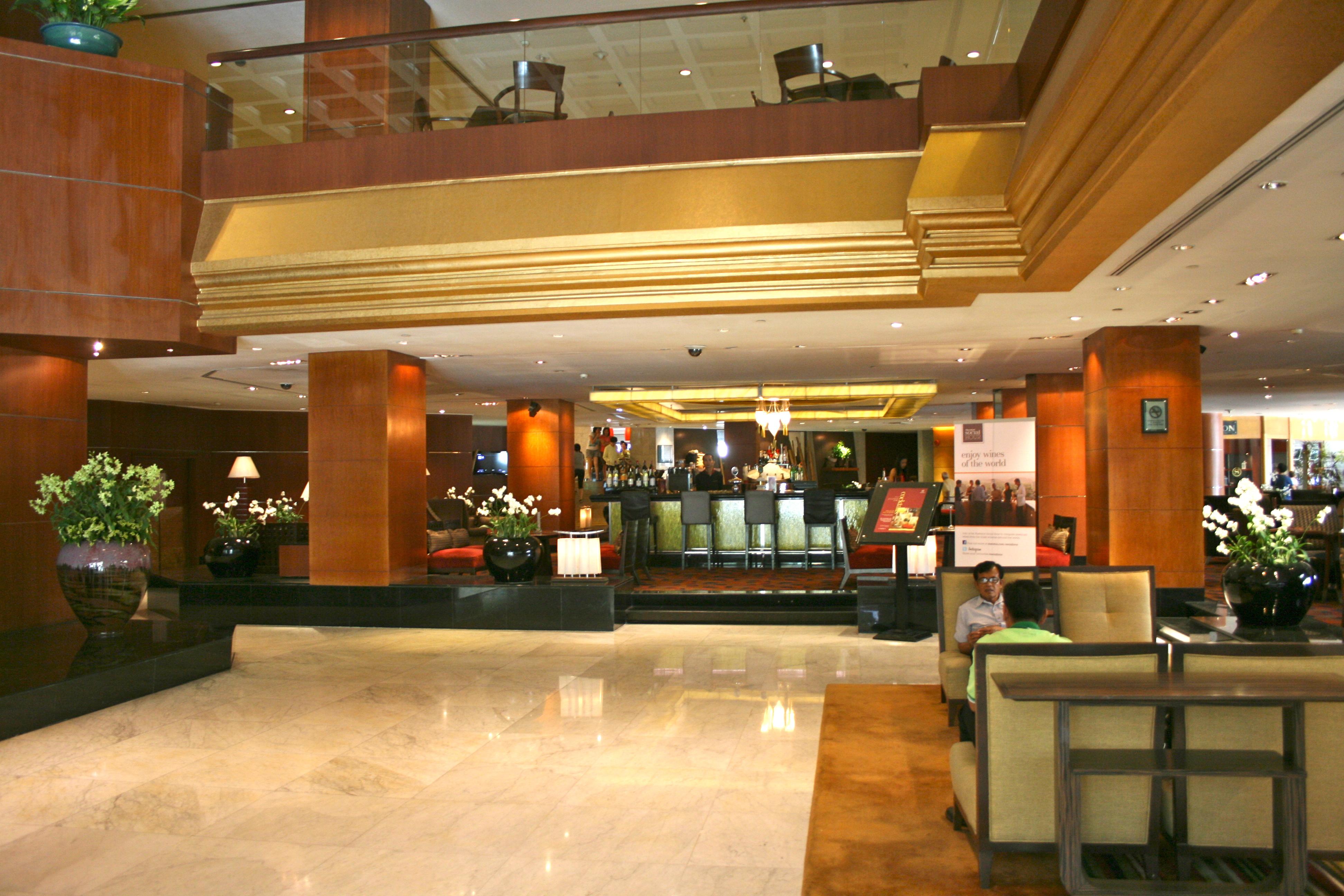 Sheraton Grand Hotel Dubai Spa