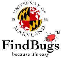 Logo of FindBugs
