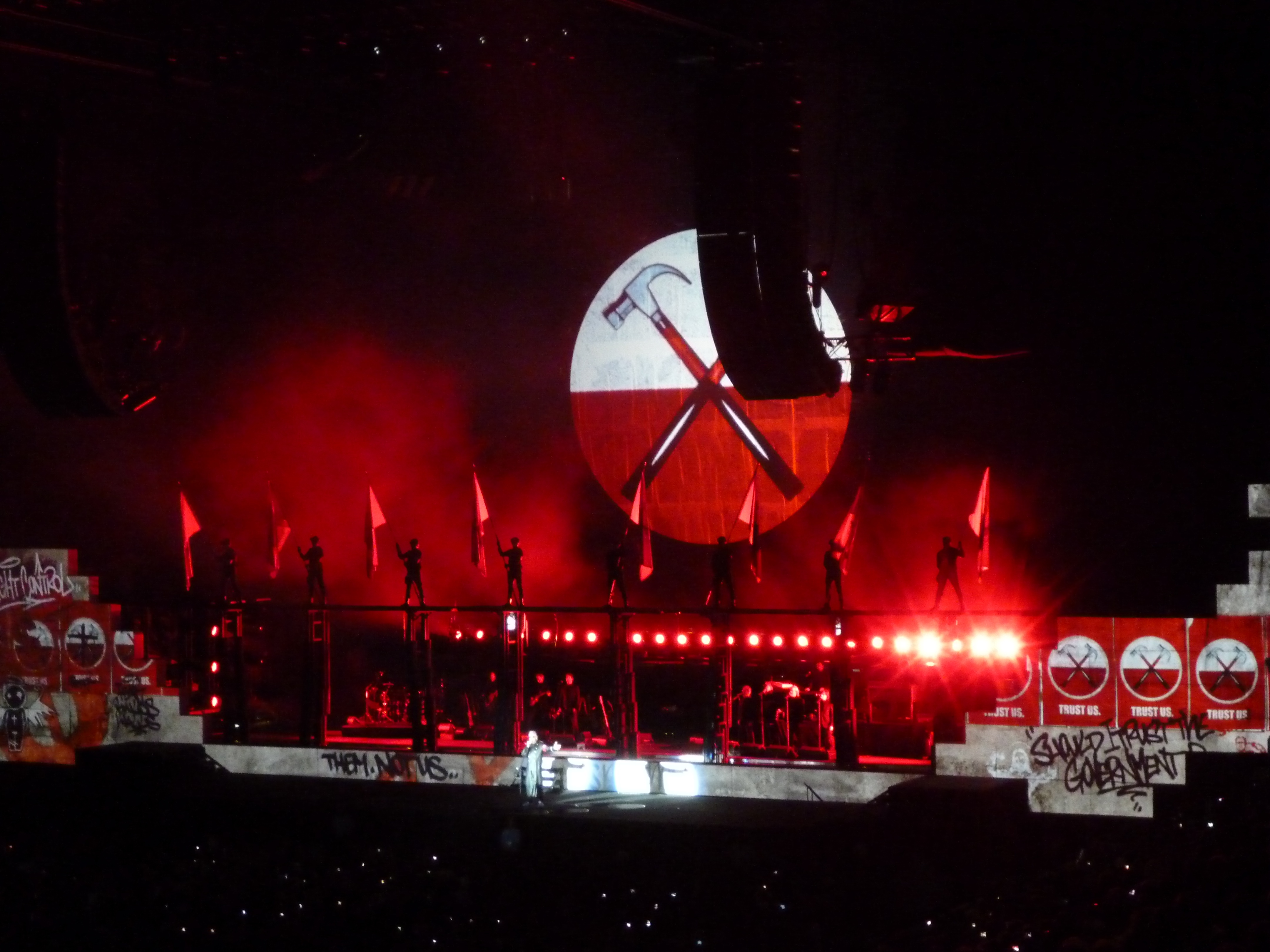 Pink Floyd Concert Tour Dates