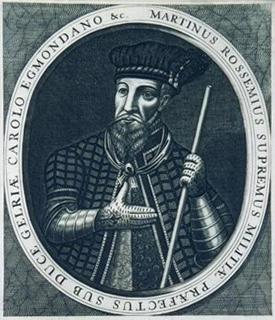 Maarten van rossum 1600