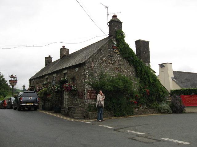 Maenllwyd Inn, Rudry - geograph.org.uk - 1951880