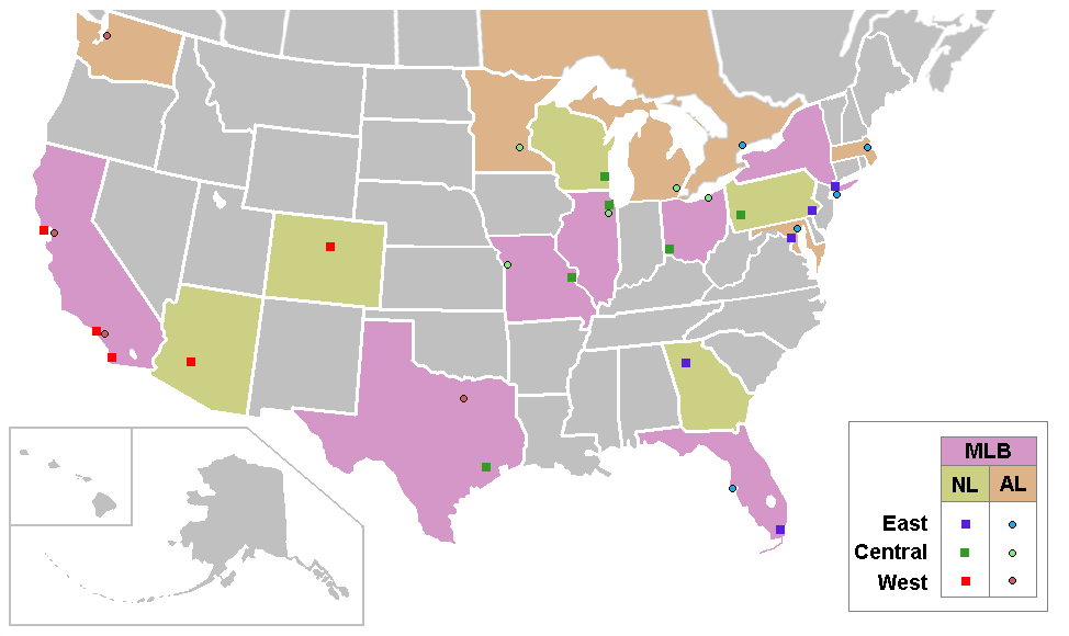 FileMap of USA and Canada MLBzoompng  Wikimedia Commons