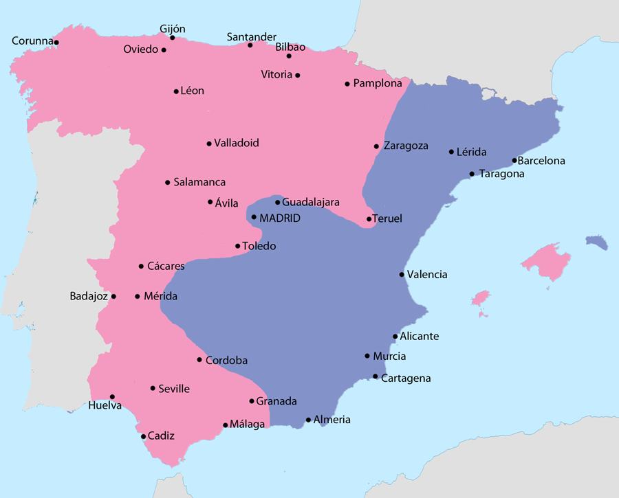 Filemap of the spanish civil war in october 1937g wikimedia filemap of the spanish civil war in october 1937g gumiabroncs Gallery