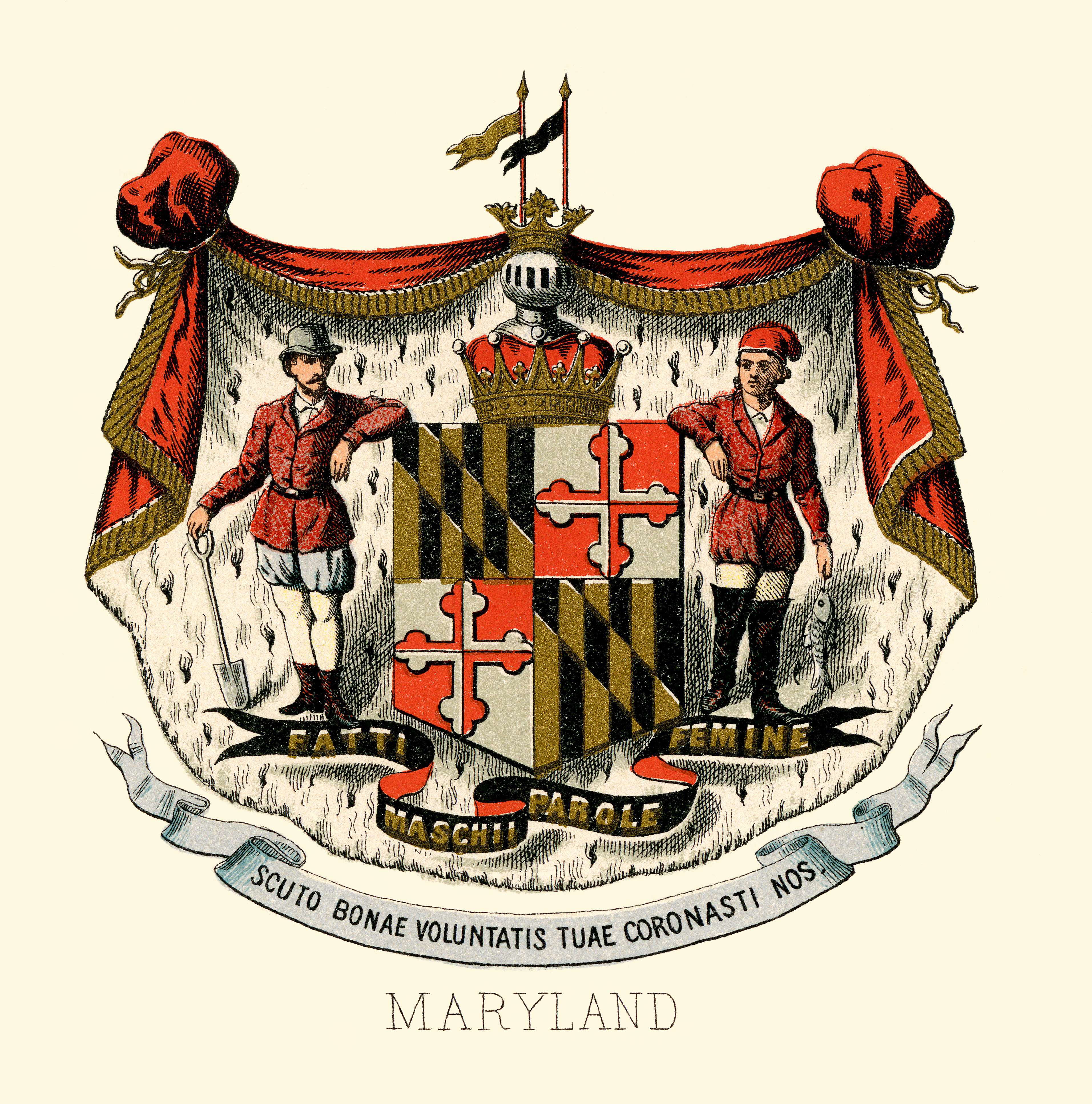 Maryland State Motto Translated Wiring Diagrams
