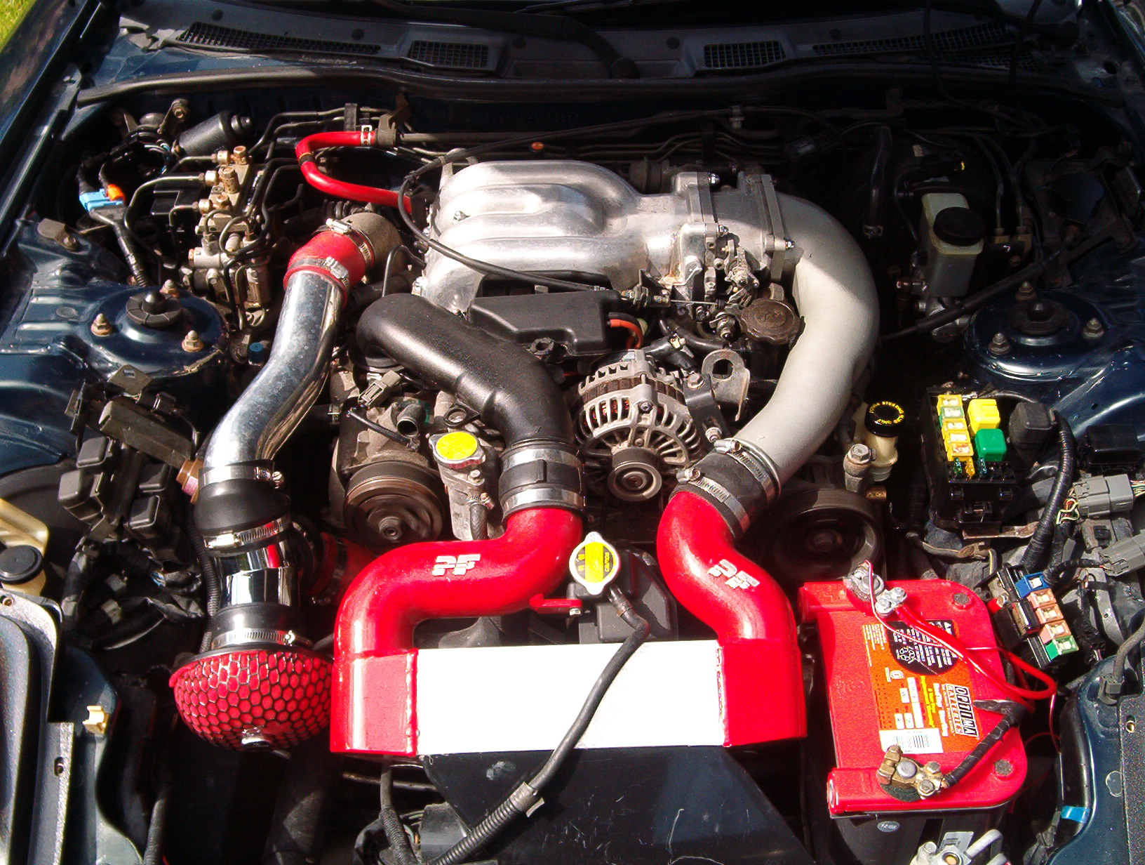 File:Mazda RX7 engine.jpg - Wikimedia Commons