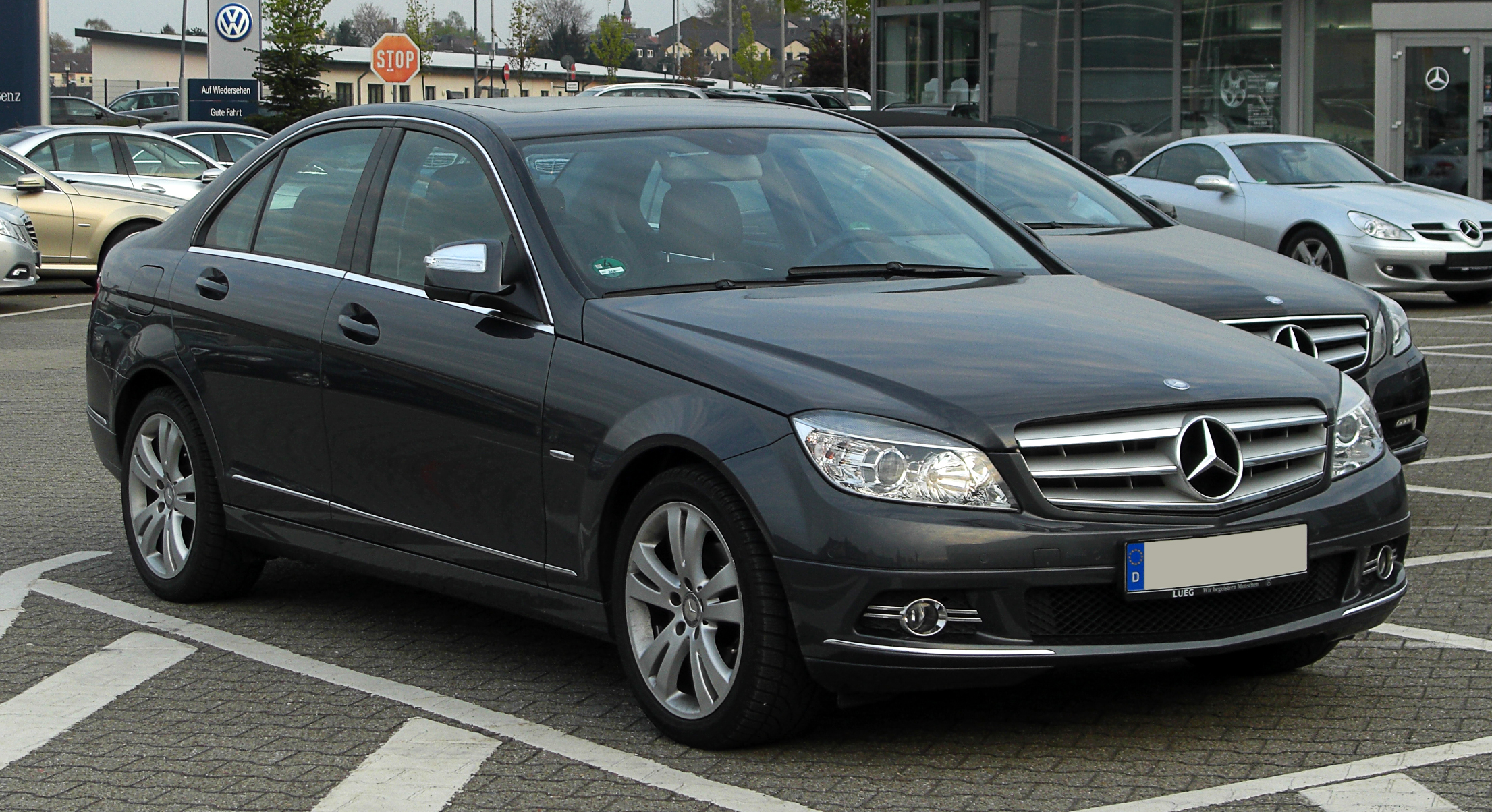 File Mercedes Benz C 180 Kompressor Avantgarde W 204