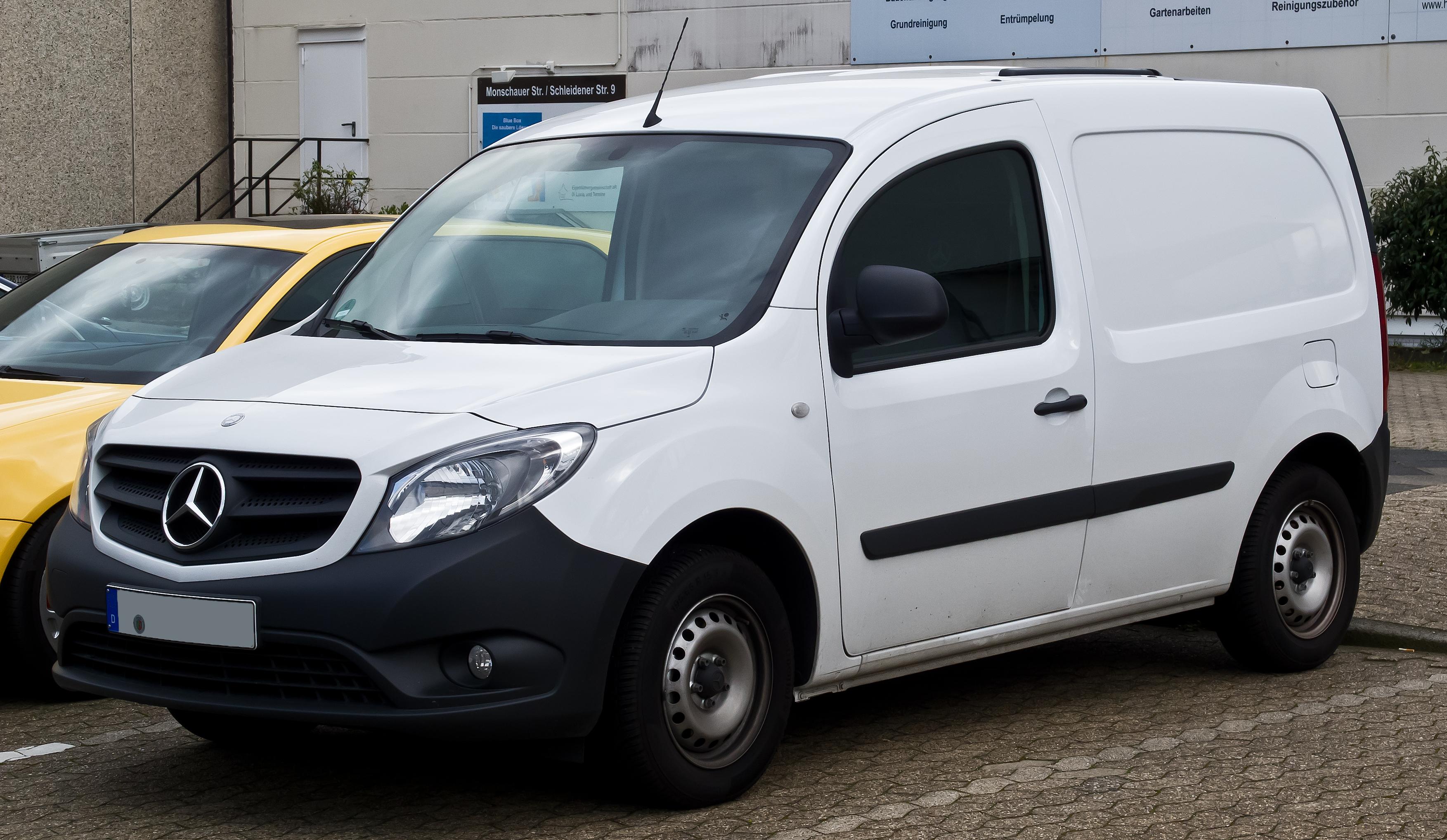 Mercedes-Benz Citan Small Van