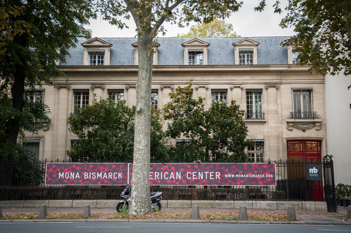 Mona Bismarck American Center - Wikiwand