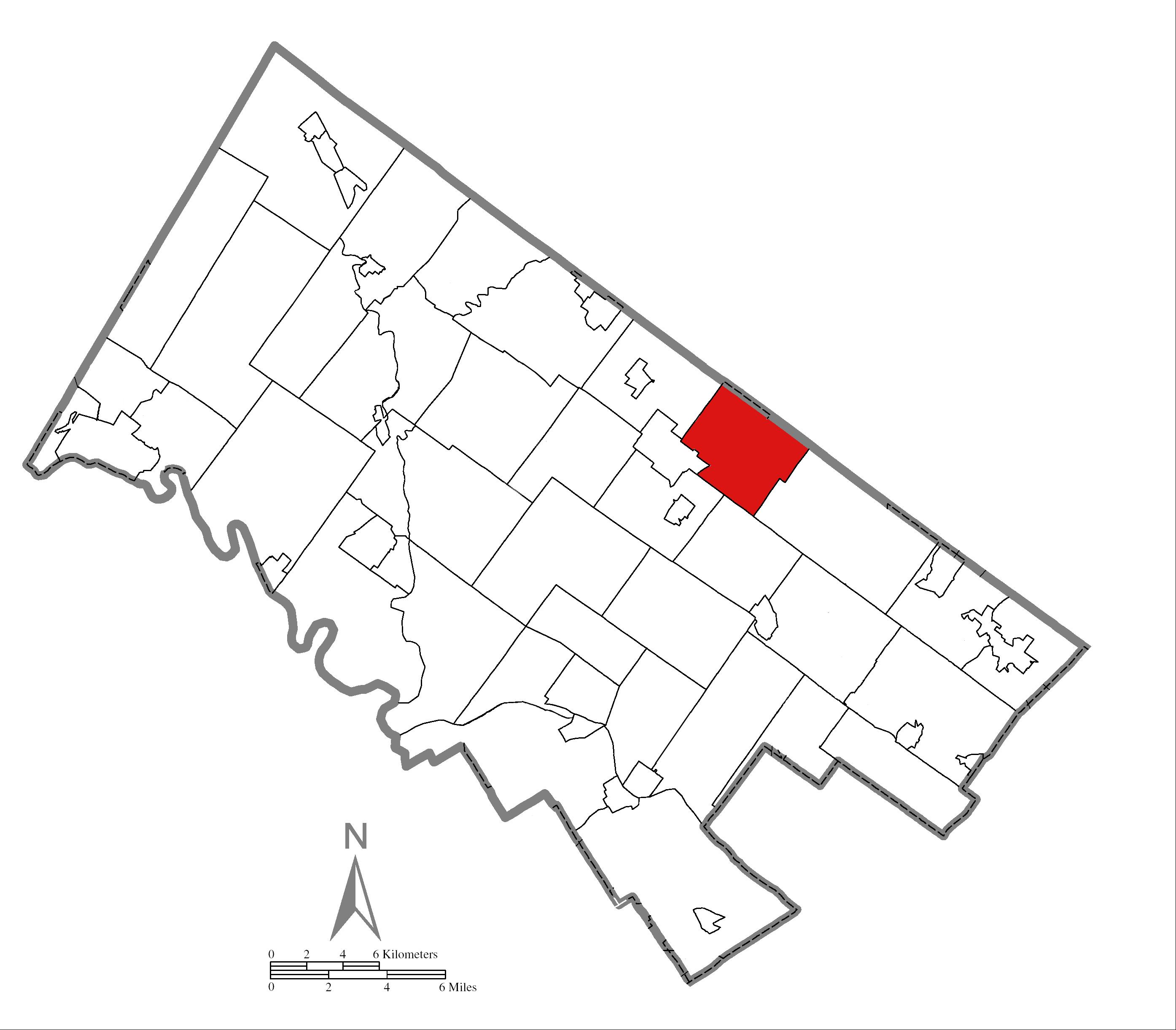 Montgomery Township Montgomery County Pennsylvania Wikipedia