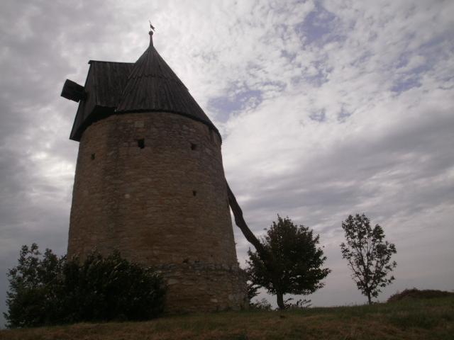 Moulin de Mourvilles-Hautes