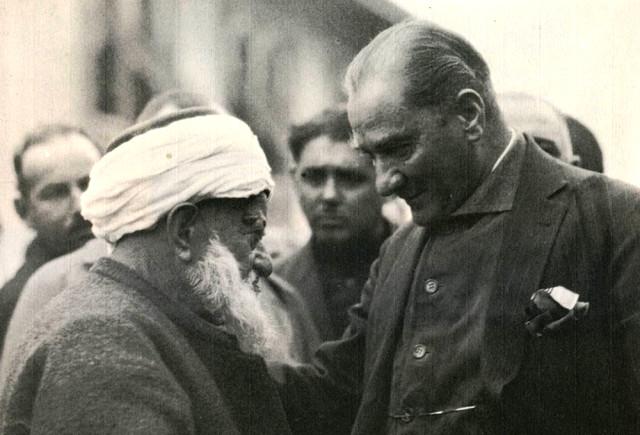 Mustafa Kemal Atatürk'ün dinî inancı - Vikipedi
