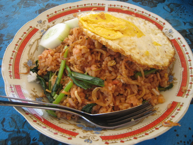 contoh procedure text   cara membuat nasi goreng