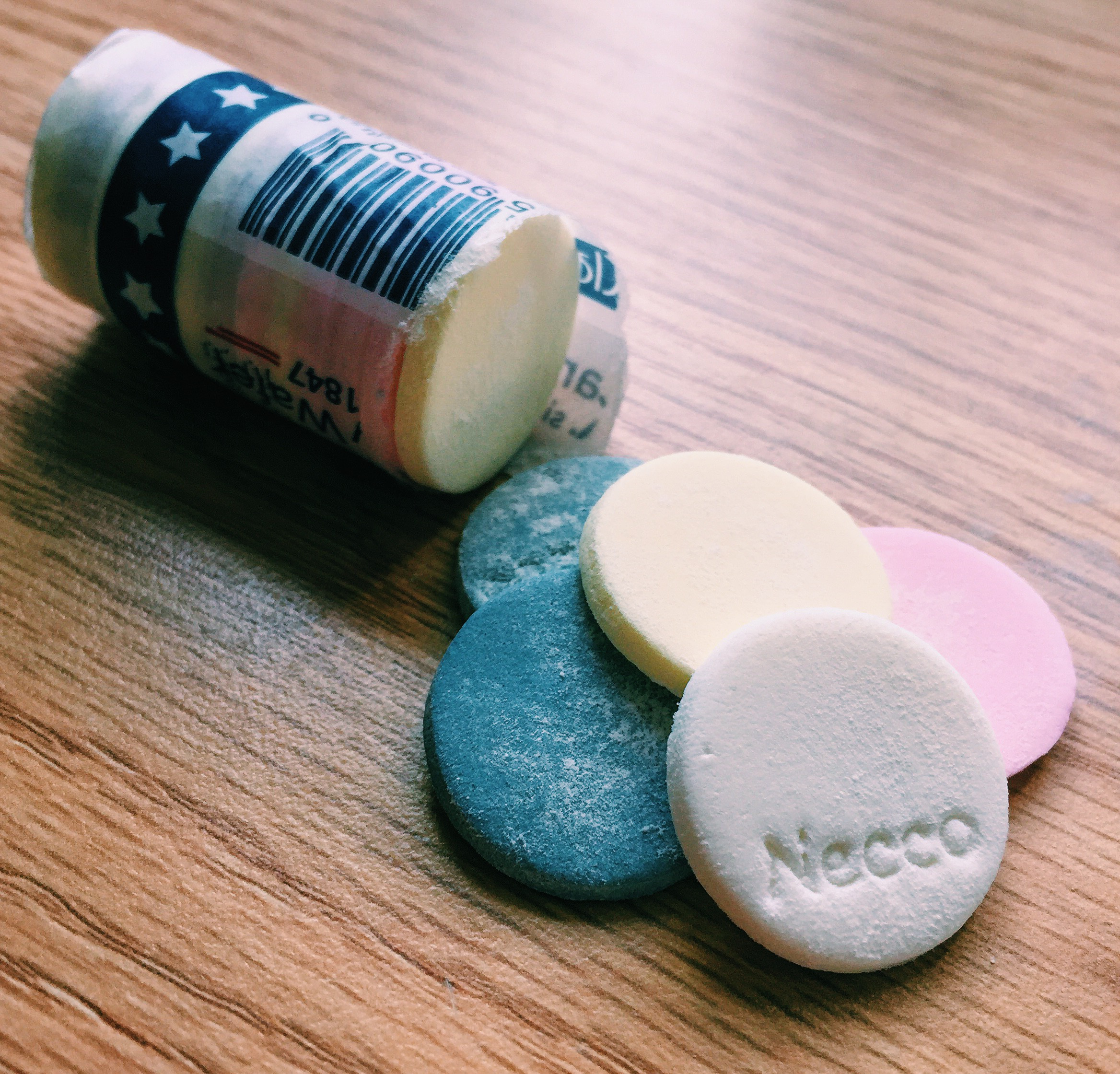 Image result for Necco Wafers