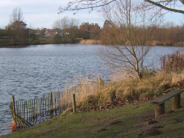 Needham Lake - geograph.org.uk - 653811