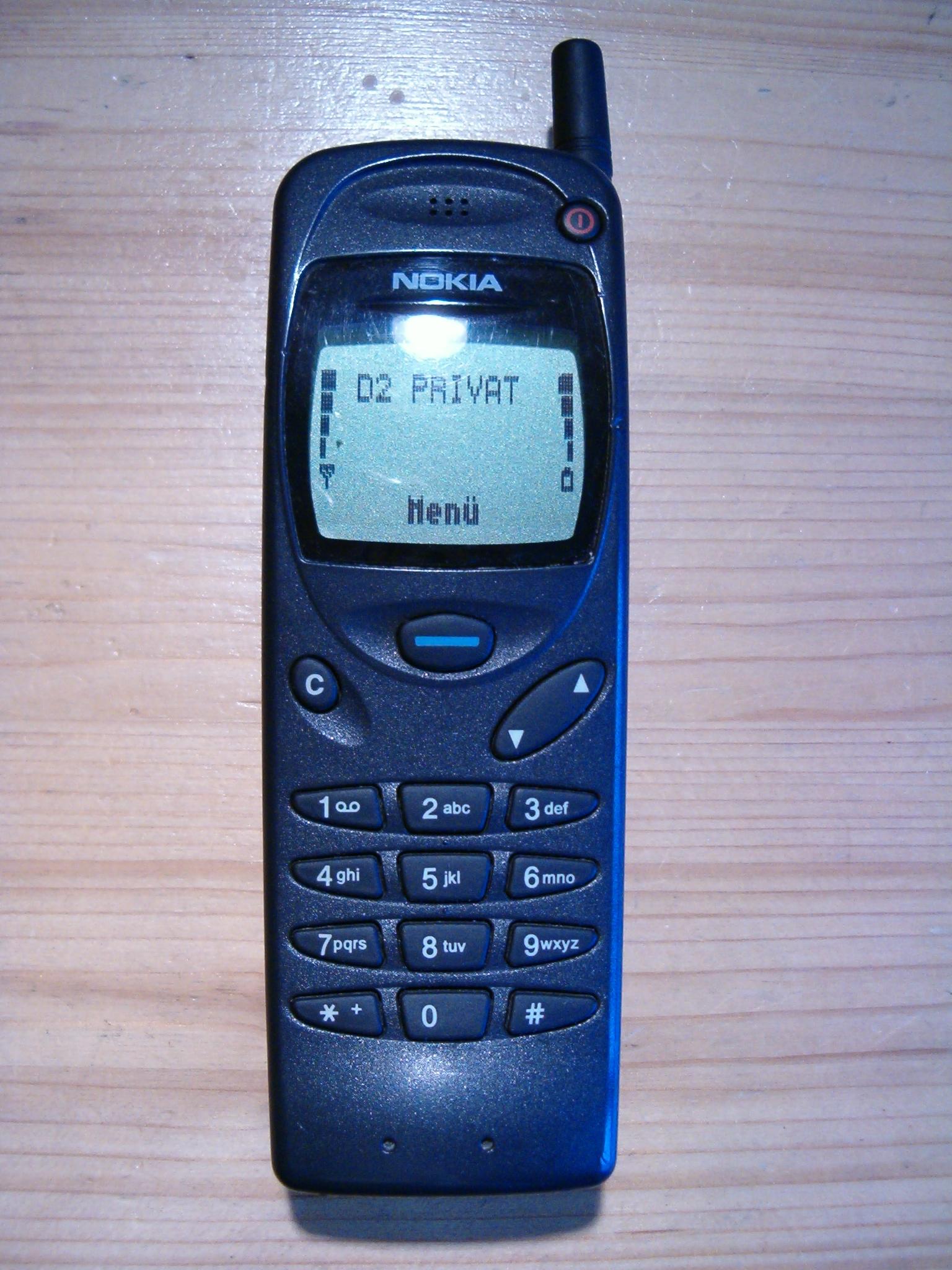File:Nokia 3110.jpg - Wikimedia Commons