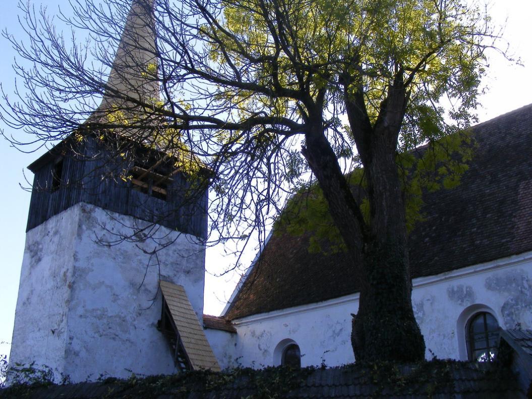 Biserica unitariană din Sânvăsii