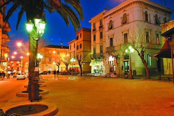 Piazza Regina Margherita, zdroj: Wikipedia.org