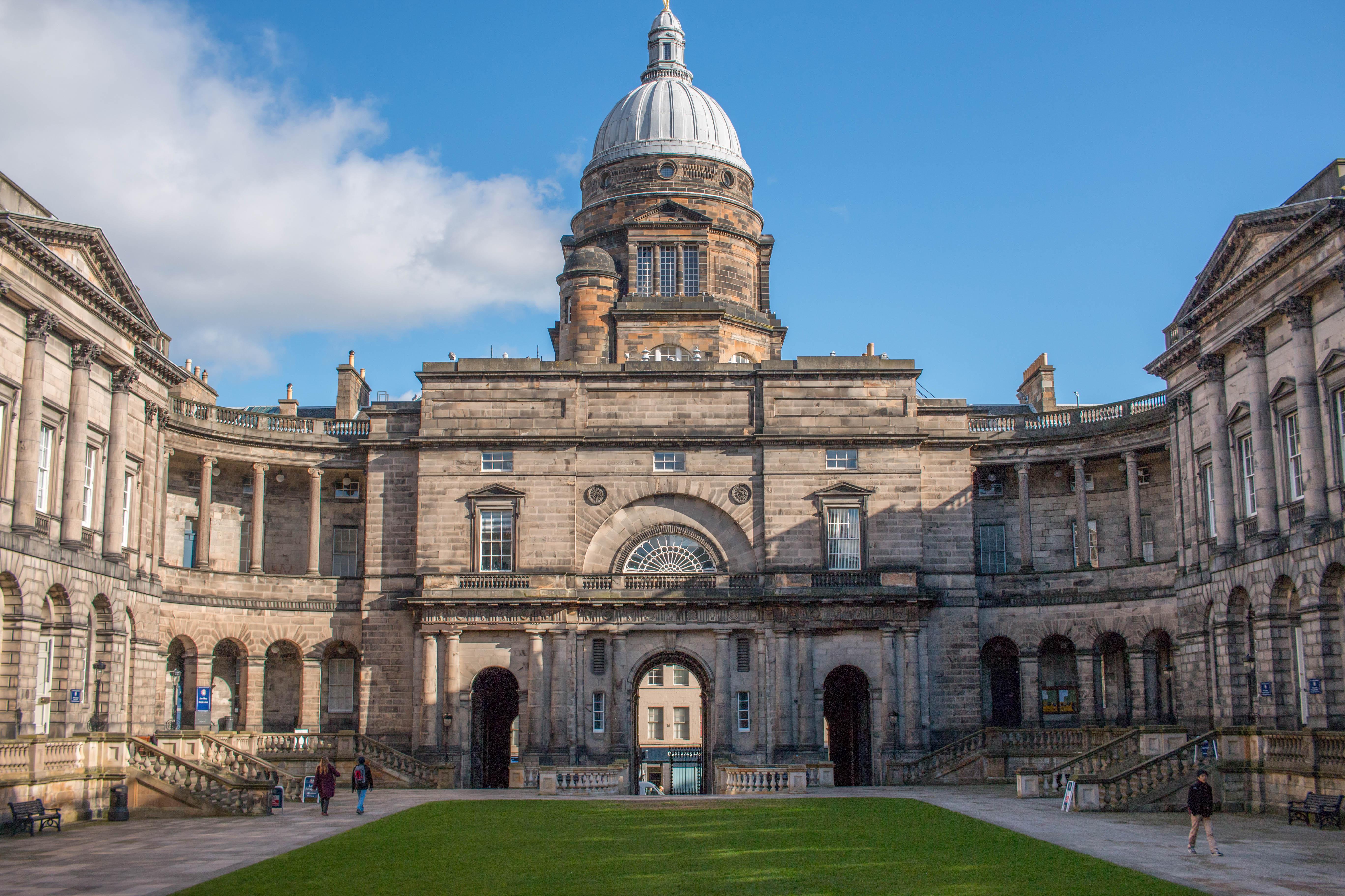 University Of Edinburgh  Counsellors Tour