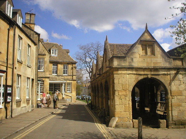 Chipping Campden United Kingdom  city images : Old Market Hall, 1627 Chipping Campden, United Kingdom