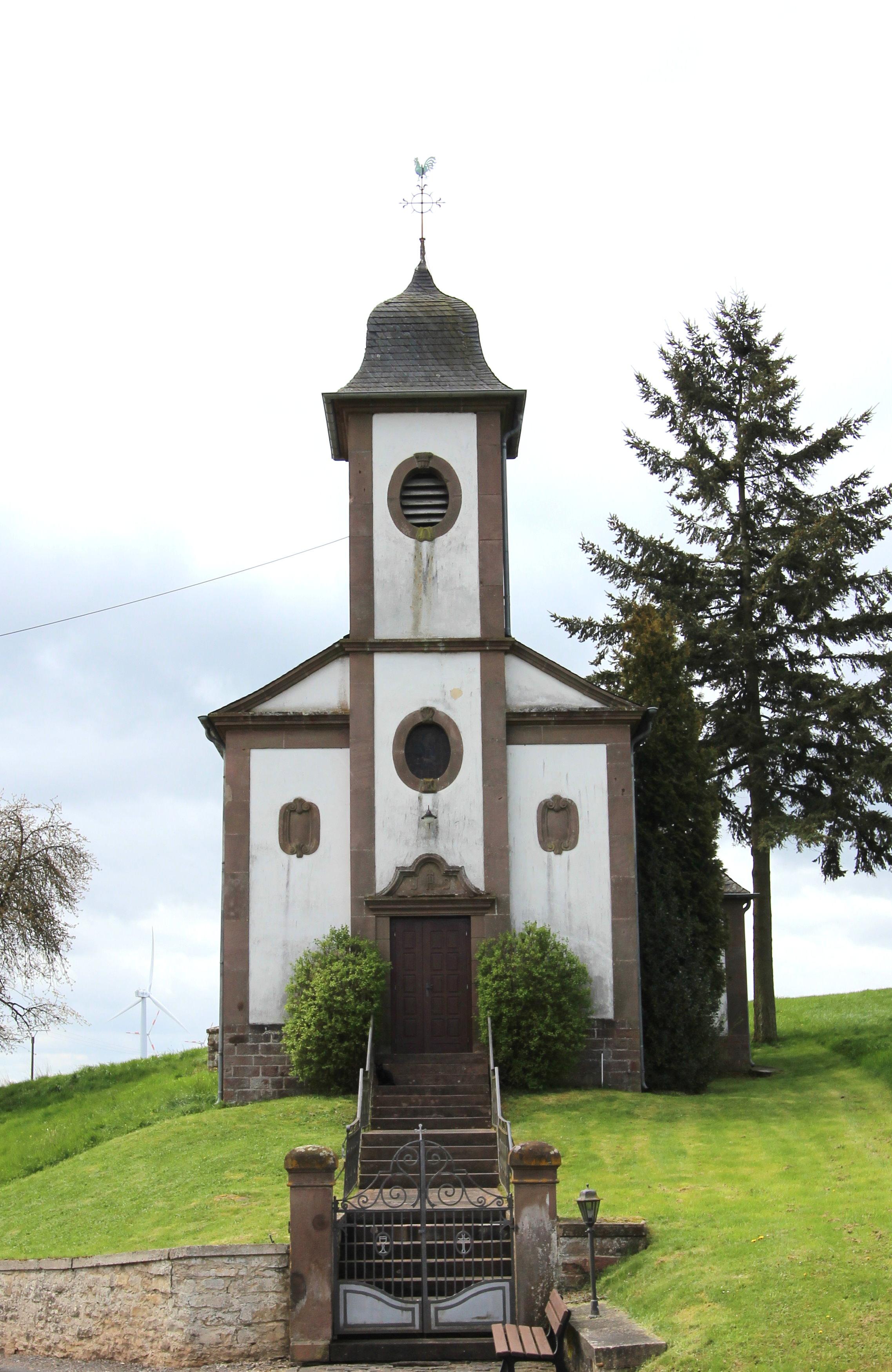 Kapelle Eifel