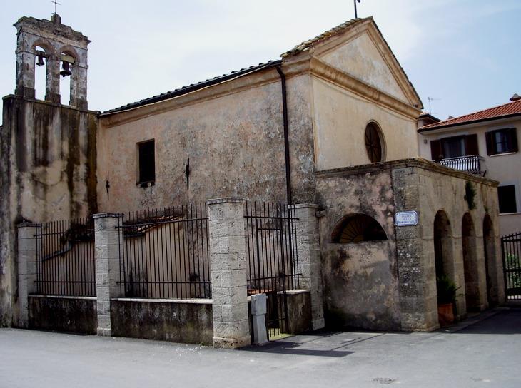 Oratorio della Provvidenza, Capalbio