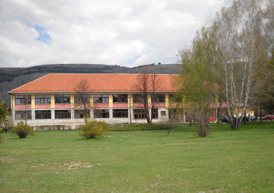 File Osnovna Skola Ivan Goran Kovacic Livno Jpg Wikimedia Commons