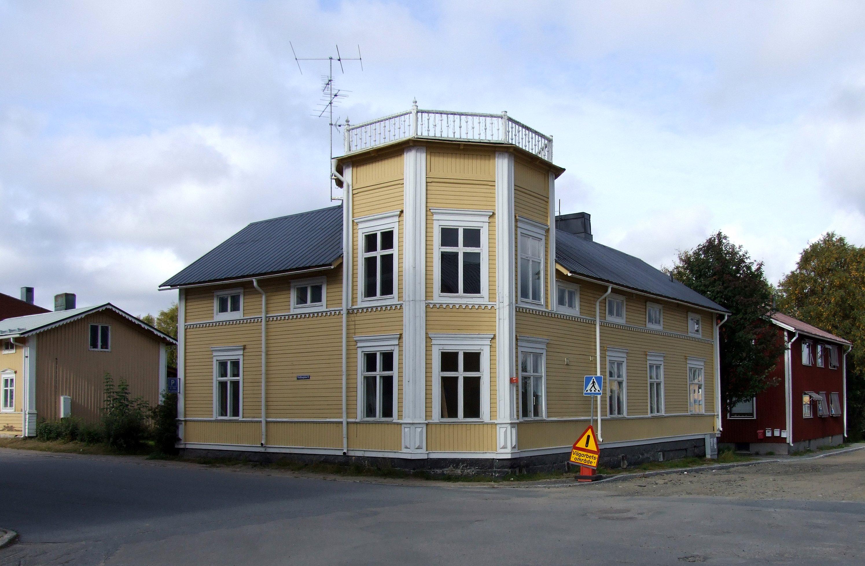 hus i haparanda