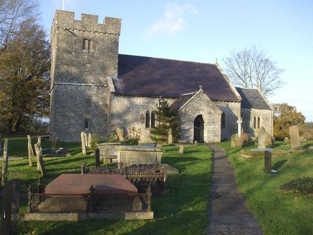 Parish Church, Welsh St Donats - geograph.org.uk - 1036671