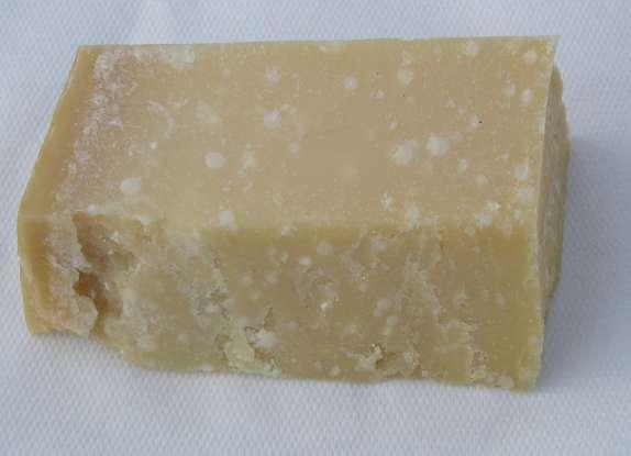 cheese crystals