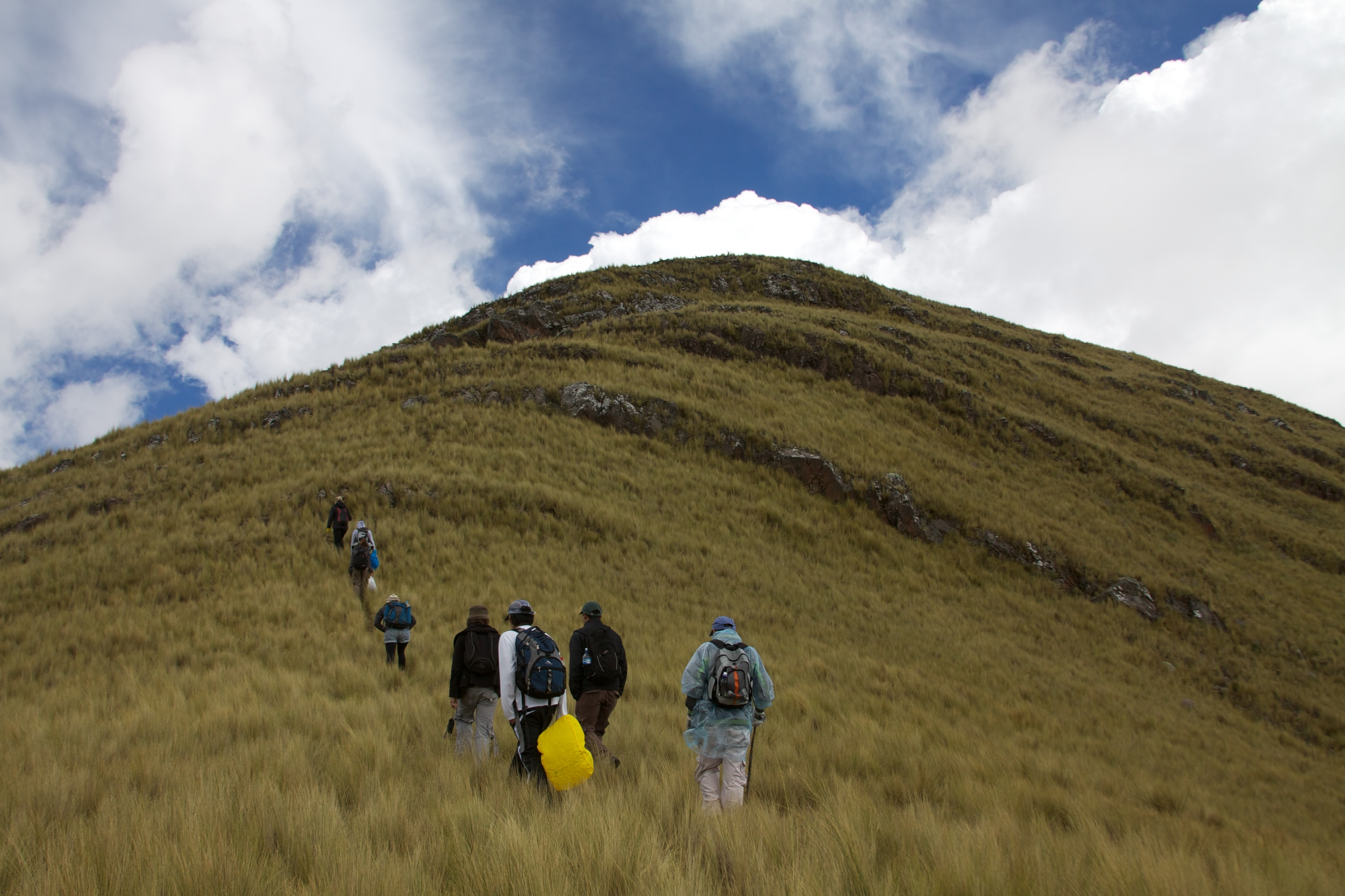 File:Peru - Cusco Trekking 021 - climbing the hills (7114029049).jpg - Wikimedia  Commons