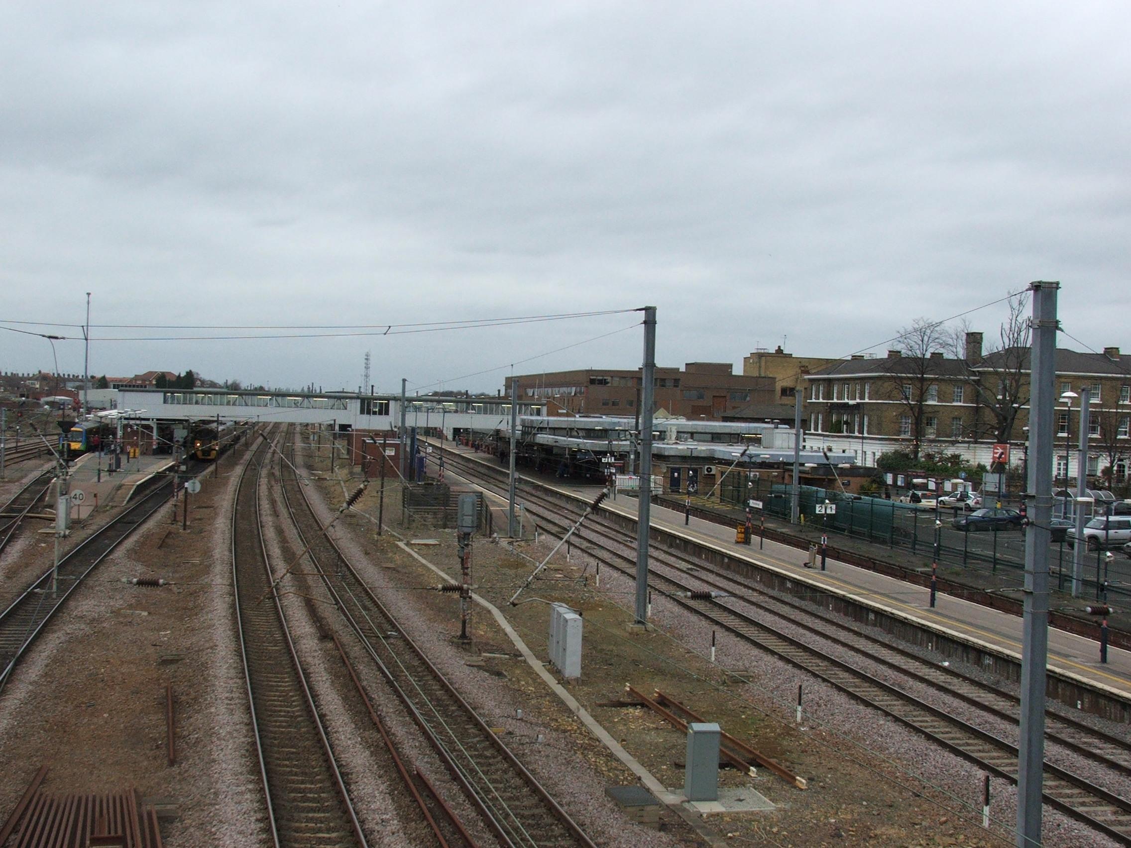 Peterborough Railway Station Wikipedia